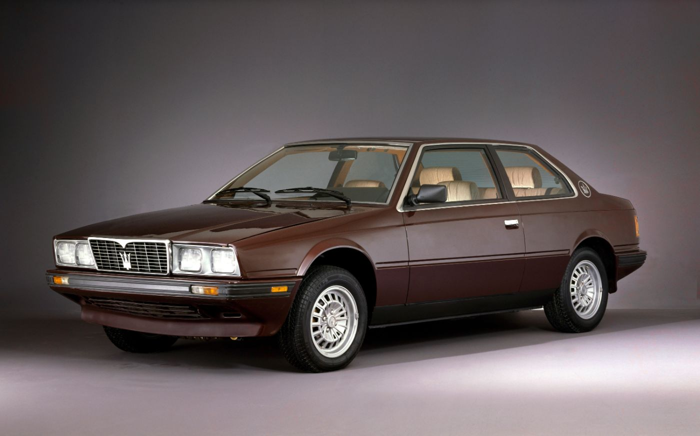 1981 Maserati Biturbo - the classic sporty coupe