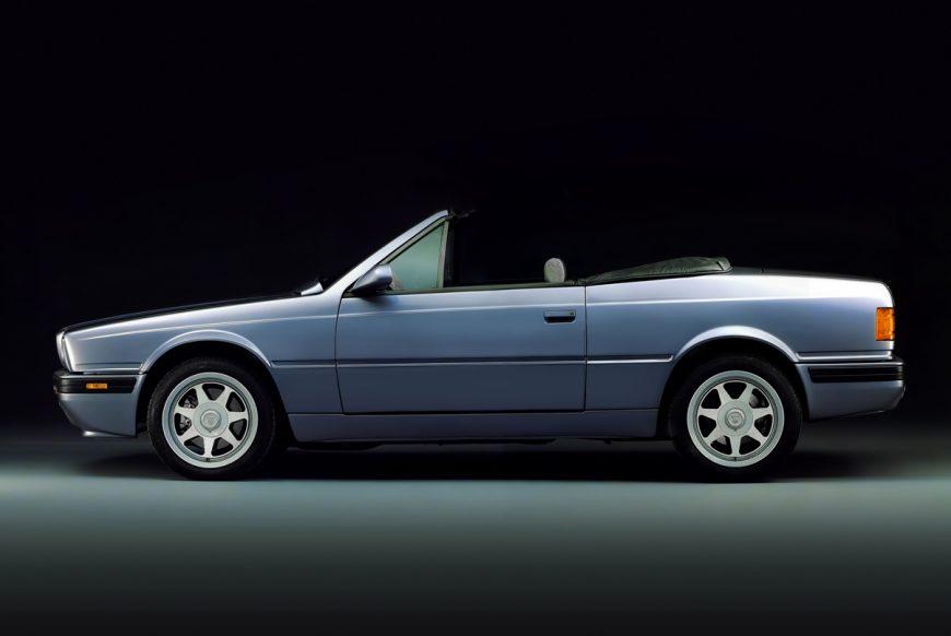 Maserati Classic - Spyder III (1991 - 1994) | Maserati CA